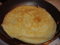 Making a crespelle