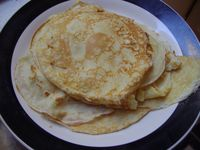 Stack of crespelle 2